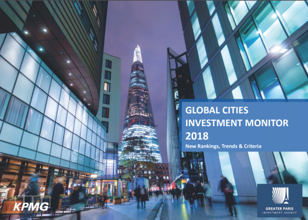 Premiers résultats du Global Cities Investment Monitor 2018