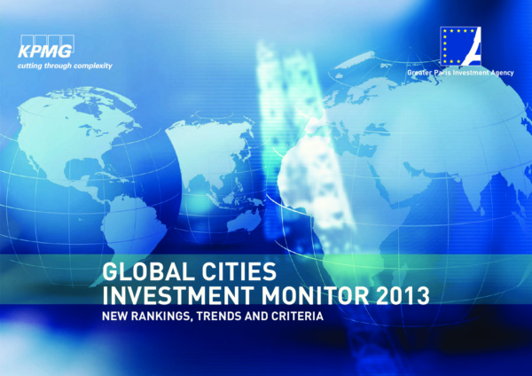 Global Cities Investment Monitor 2013