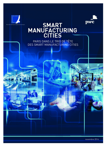 Smart Manufacturing Cities 2016