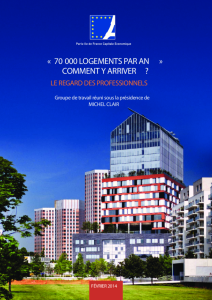 70 000 logements par an 2014