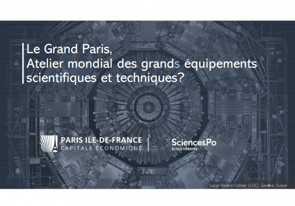 Grand Paris, Fab Lab mondial des grands équipements