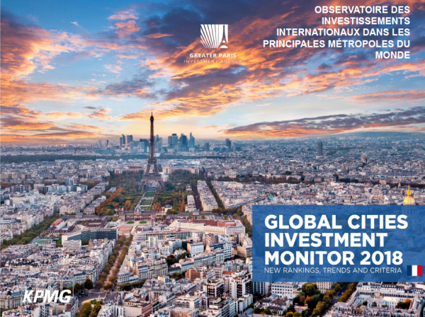 Présentation des résultats du Global Cities Investment Monitor 2018