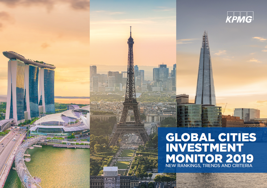 Global Cities Investment Monitor 2019, KPMG